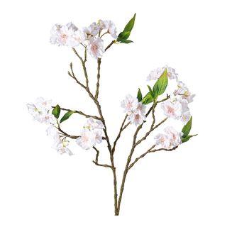Blossom Spray 78cm White