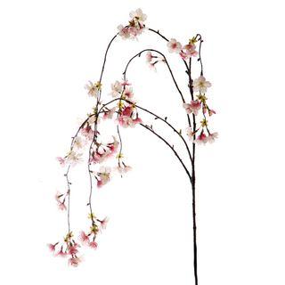 Cherry Blossom Hanging Spray 1.3m Pink