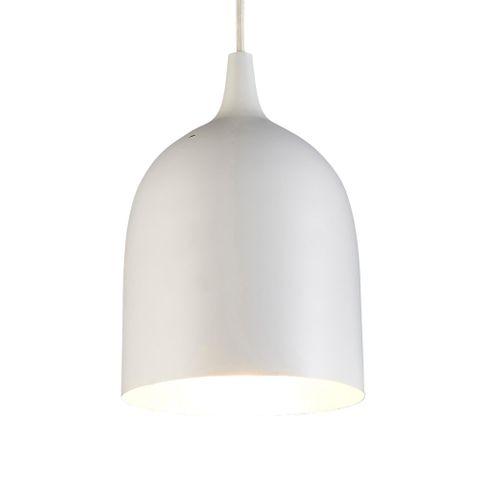 Lumi-R Ceiling Lamp White Label Silver