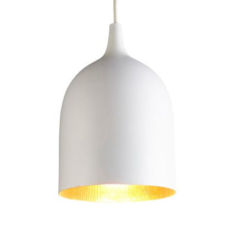 Lumi-R Ceiling Lamp White Label Copper