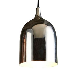 Lumi-R Ceiling Lamp Silver