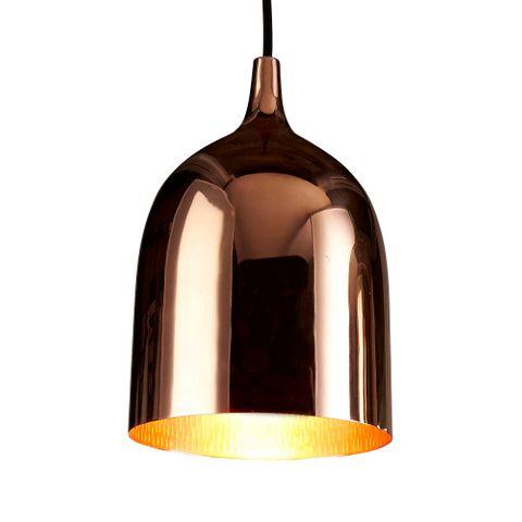 Lumi-R Ceiling Lamp Copper