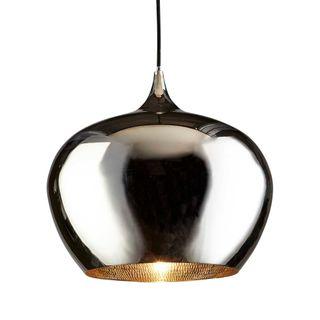 Licquer Ceiling Pendant Shiny Nickel