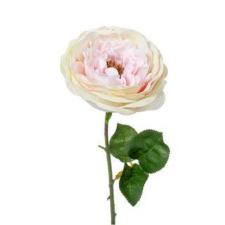Rose Spray 46cm Light Pink