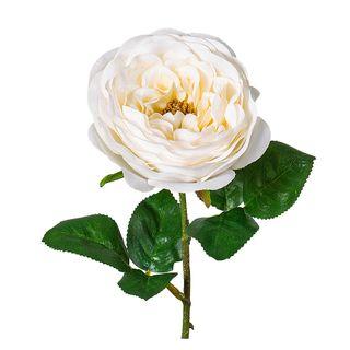 Rose Spray 46cm White