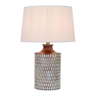Como Wooden Table Lamp