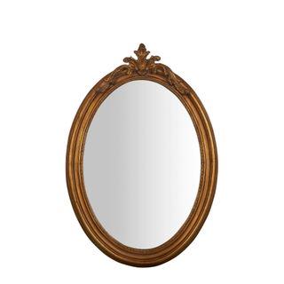 August Mirror Gold