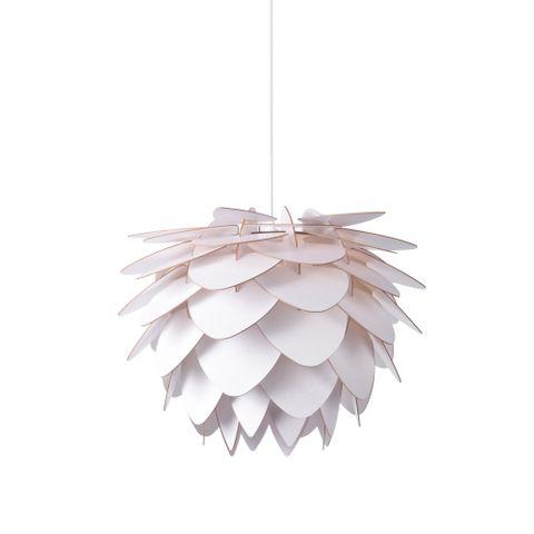 Zara Pendant Lamp White