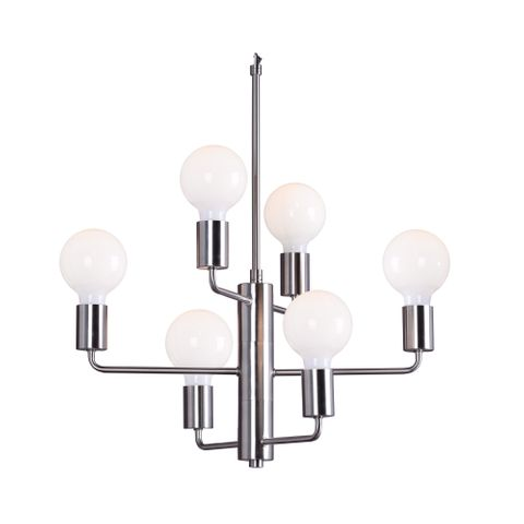 Ashley Pendant Lamp Nickel