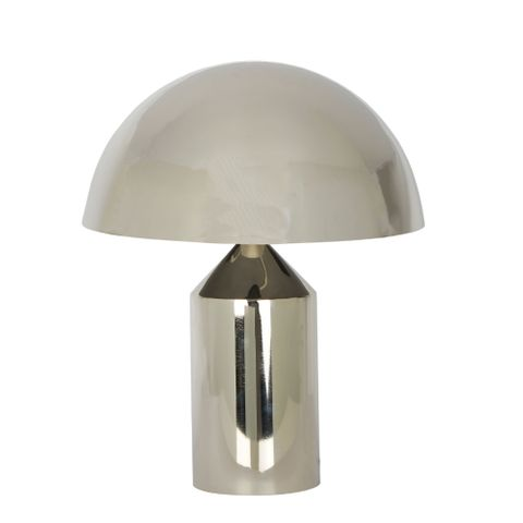 Jacaranda Table Lamp Shiny Nickel