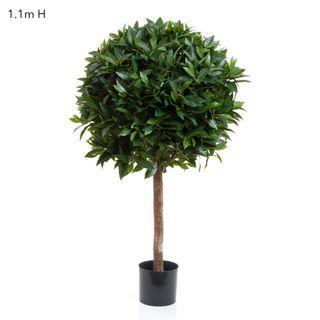Laurel Ball Tree 2516 Leaves