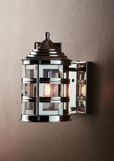 Missouri Wall Light Nickel