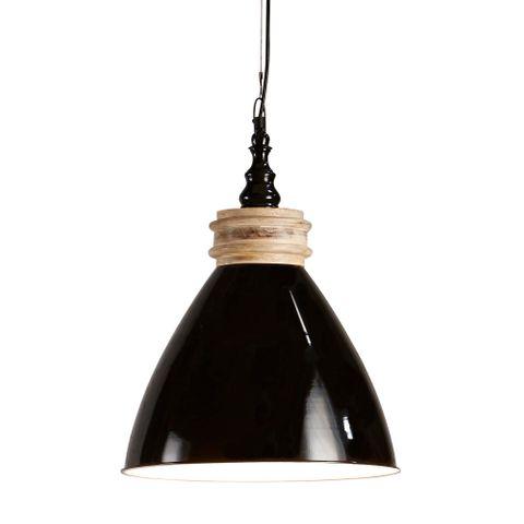 Sardinia Hanging Lamp in Black