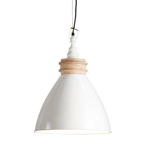 Sardinia Hanging Lamp in Off White