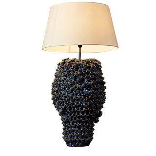 Singita Table Lamp Base Blue