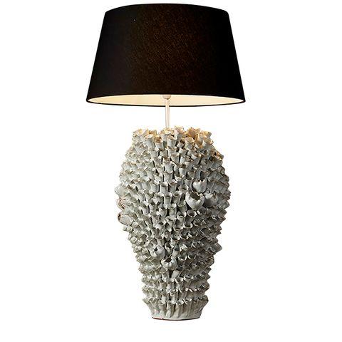Singita Table Lamp Base Cream