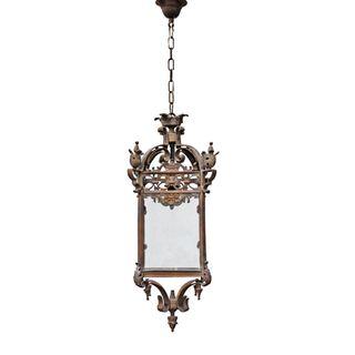 Riems Ceiling Pendant Medium Brass