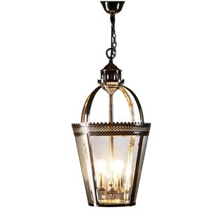 Piccadilly Ceiling Pendant Shiny Nickel