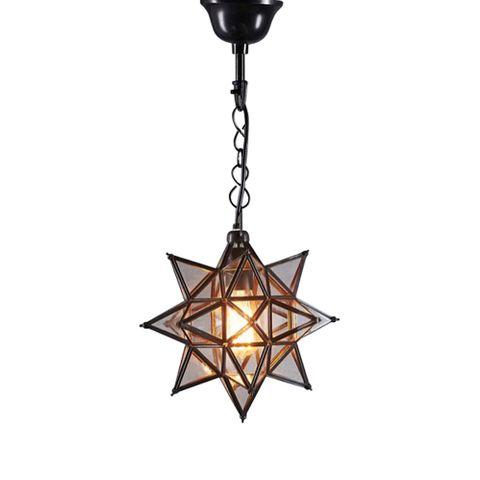 Star Pendant Lamp Small