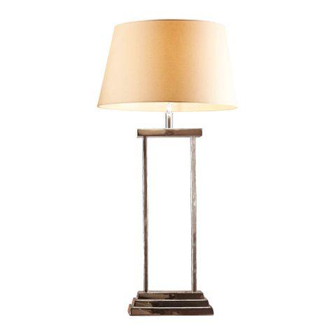 Bondi Table Lamp Base Nickel