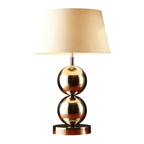 Diesel Table Lamp Base Nickel