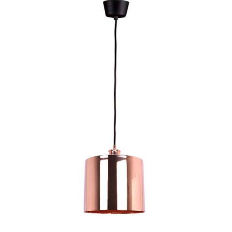 Portofino Hanging Lamp Copper