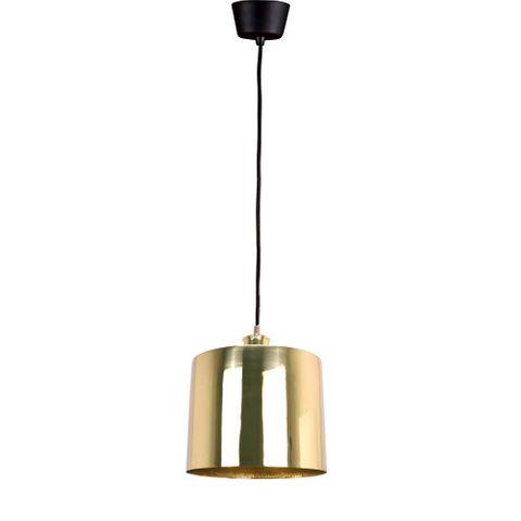 Portofino Hanging Lamp Brass