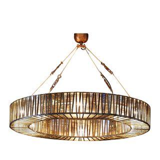 Chelton Ceiling Pendant Brass