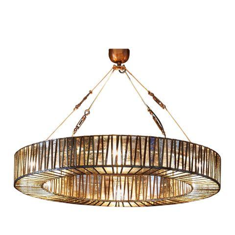 Chelton Glass Hanging Lamp