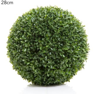 Boxwood Ball 28cm Green