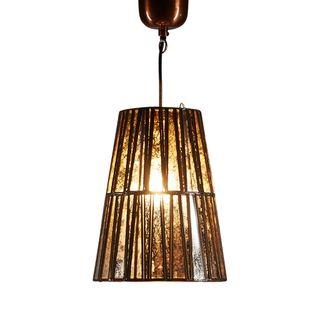 Cleveland Ceiling Pendant Medium Brass