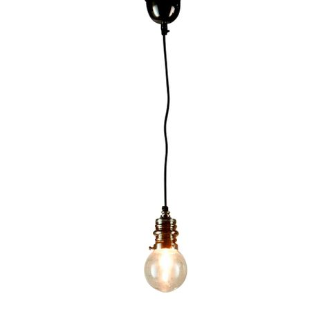 Penfold Ceiling Pendant Large Antqiue Silver