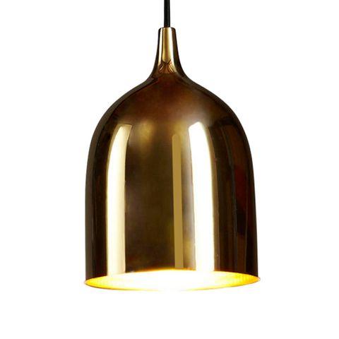 Lumi-R Ceiling Pendant Brass