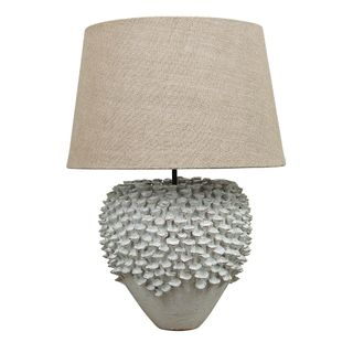 Warwick Ceramic Table Lamp Base Cream