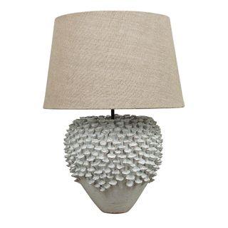 Warwick Table Lamp Base Cream