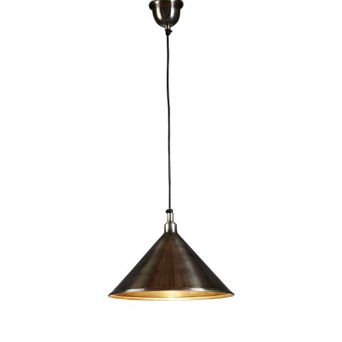 Riverway Hanging Lamp in Silver