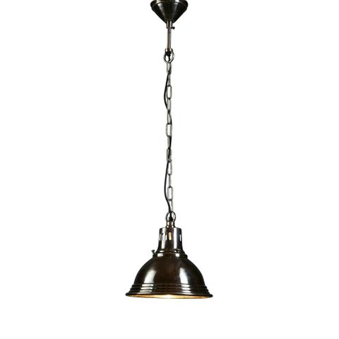 Stoney Brook Hanging Lamp in Silver
