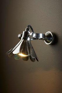 Aberdeen Wall Lamp Silver