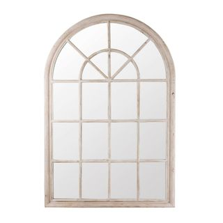 Hamptons Arched Mirror 100x150cm