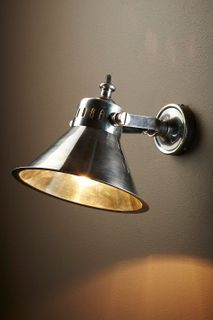 Montego Wall Lamp Silver