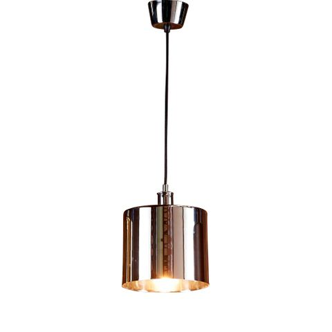 Portofino Hanging Lamp Nickel