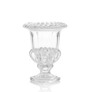 Crystal Urn Vase Small 12x12x15cm