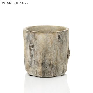 Woodland Pot Small 14x14x14