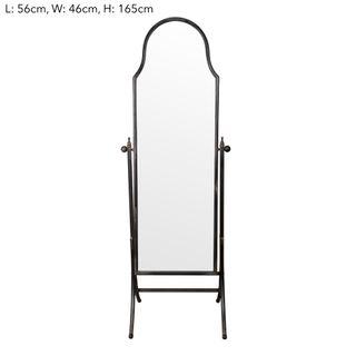 Standing MirrorL:56 W:46 H:165
