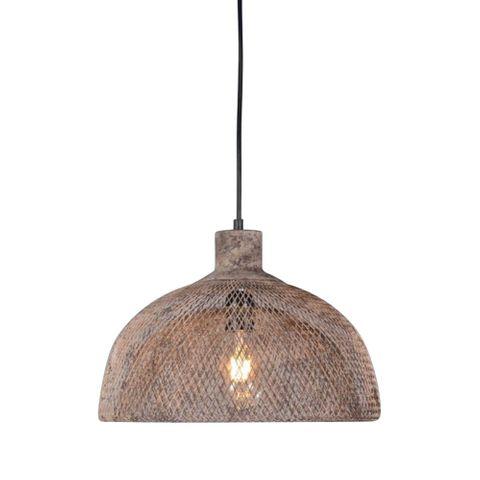 Valentino Medium Hanging Lamp Rustic