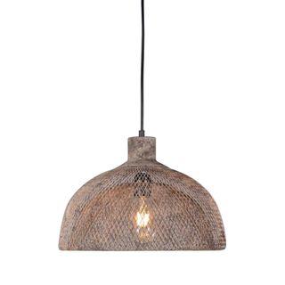 Valentino Ceiling Pendant Medium Rustic