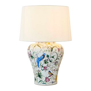 RAFFLES CERAMIC TABLE LAMP