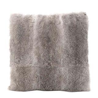 Petra Rabbit Cushion Grey