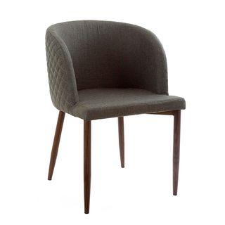 Gigi Bucket Chair Pewter