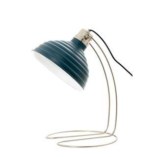 Bundaberg Desk Lamp In Nickel